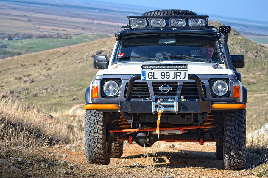 White Wolf - Nissan Patrol Y60