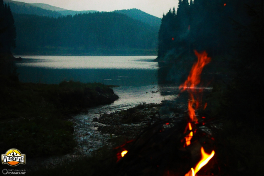 Expeditie Muntii Carpati: Lacul Bolboci
