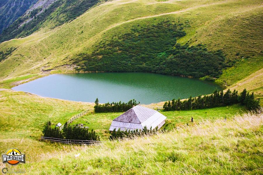 Expeditie Muntii Carpati: Lacul Vulturilor