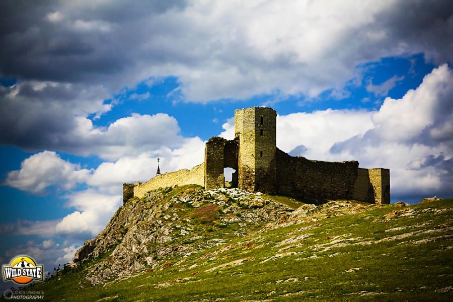 Pe langa Cetatea Heracleea