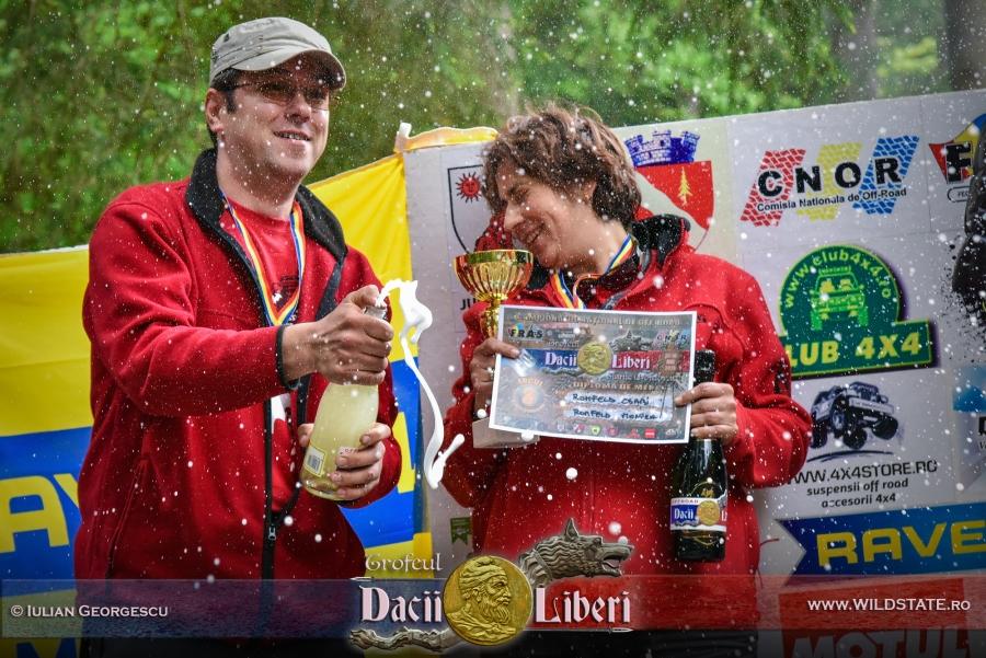 Trofeul Dacii Liberi: Extazul